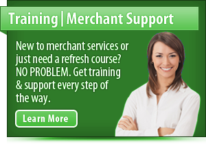 Training, Merchant Support